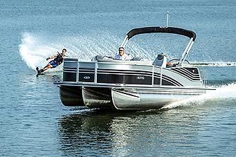 2021 Harris Grand Mariner 230