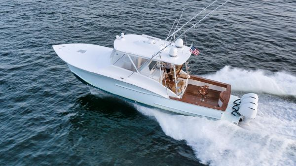 Custom Carolina Cinco Boatworks