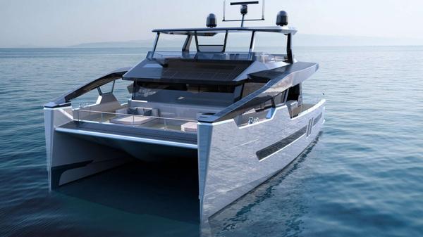 Alva Yachts Ocean Eco 60
