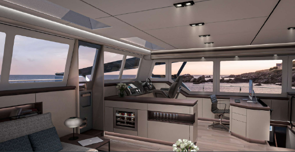 Alva Yachts Ocean Eco 60 image