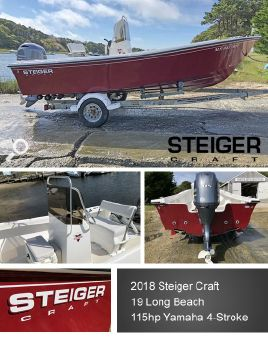 Steiger Craft 19 Center Console image