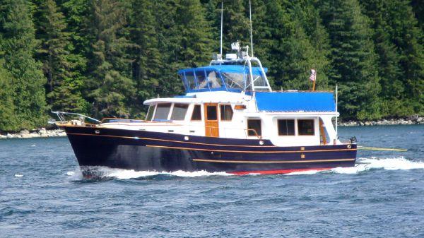 Sea Ranger C&L Pilothouse