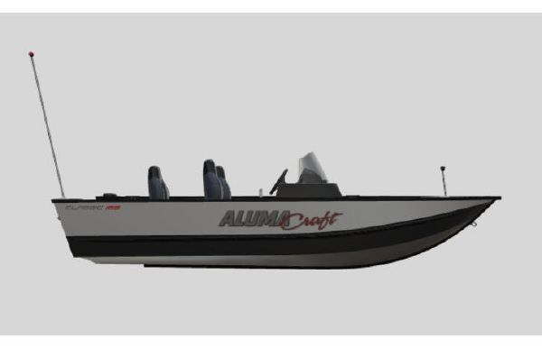 2022 Alumacraft Classic 165 CS