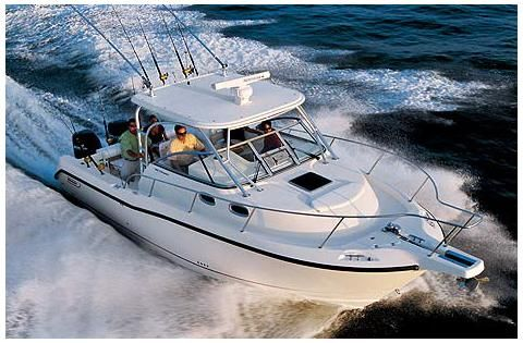 Boston Whaler 305 Conquest Similar Boat
