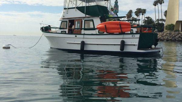 C & L Aft Cabin Trawler