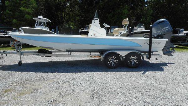 Avid Boats 23