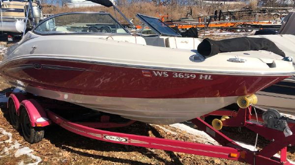 Used Sea Ray Boats For Sale - Heartland Marine in United States