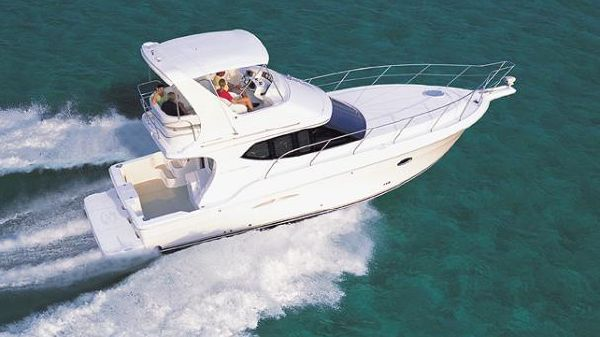 Silverton 34 Convertible Manufacturer Provided Image