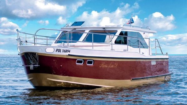 Motor Yacht Alexis 12