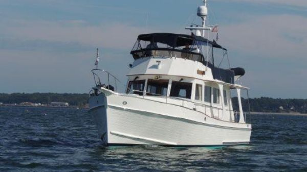 Grand Banks Heritage 46 EU
