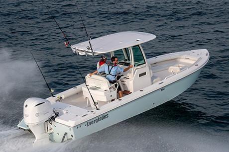 Everglades 253 Center Console image