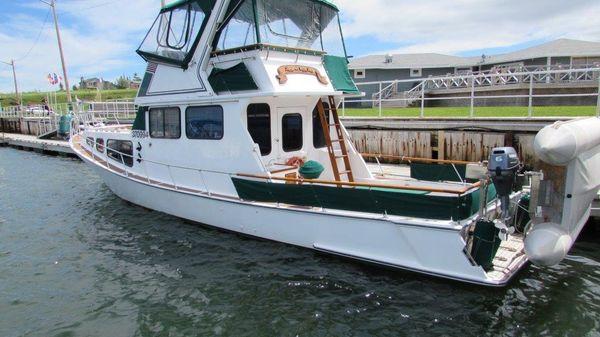 Duguay 39 Trawler
