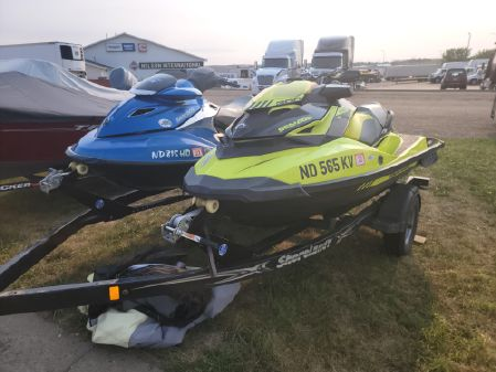 Sea-Doo RXP-X 300 and GTX Limited image