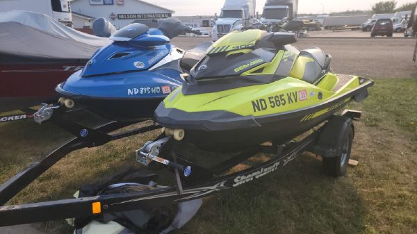 Sea-Doo RXP-X 300 and GTX Limited