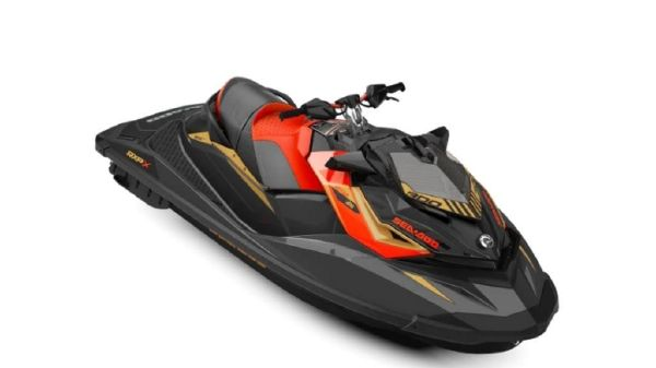 Sea-Doo RXP®-X® 300 Black