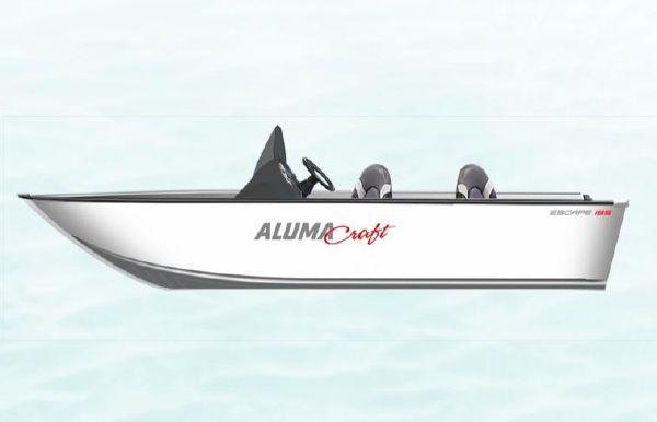 2022 Alumacraft Escape 145 CS