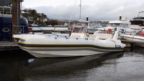 Marlin Ribs 25 Inboard Marlin 25