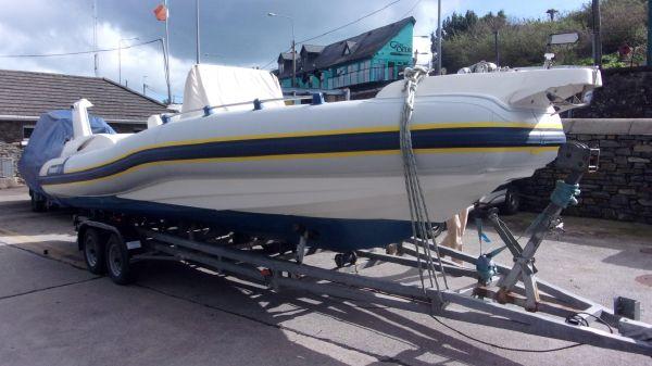 Marlin Ribs 25 Inboard