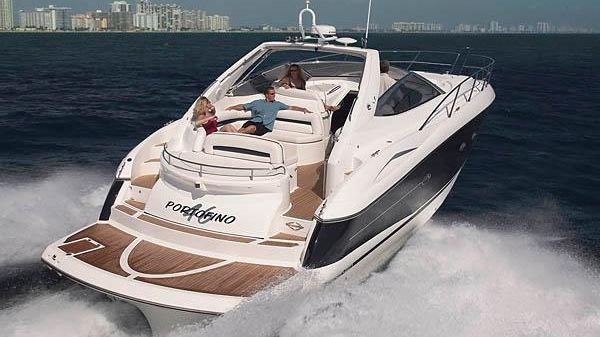 Sunseeker Portofino 46 Manufacturer Provided Image