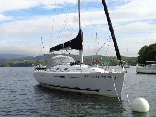 Beneteau First 31.7 - main image