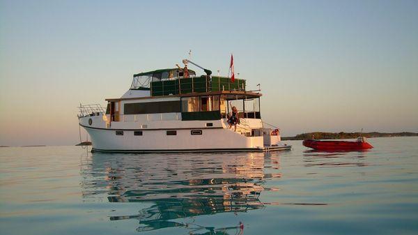 Motor Yacht Custom AMT