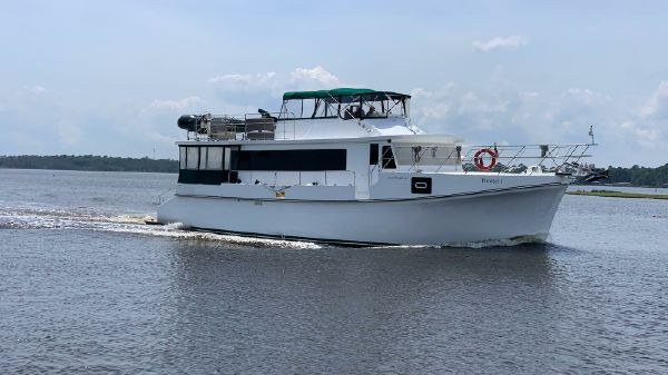 Trawler Custom AMT