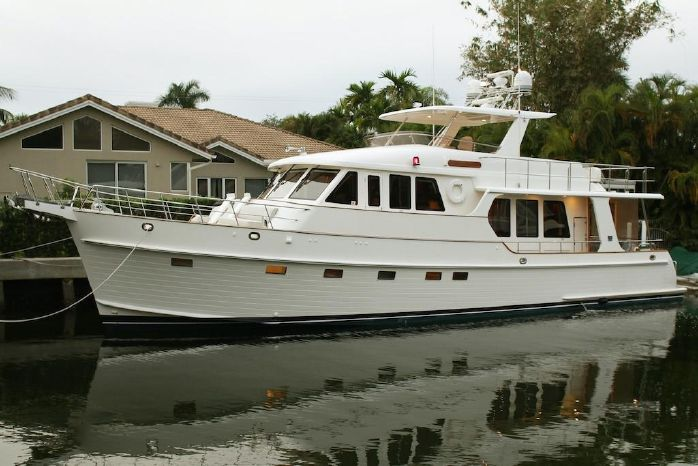 2006 Grand Banks Purchase Maine