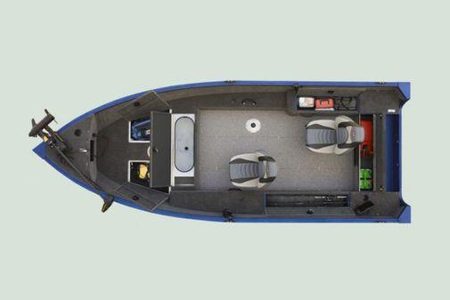 Alumacraft Escape 145 Tiller image