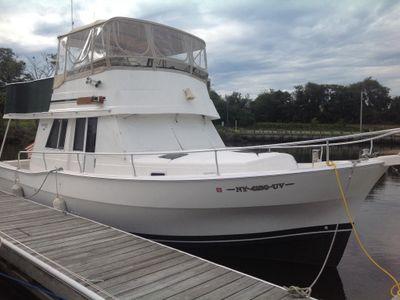 2002 Mainship<span>390 Trawler</span>