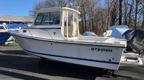 Steiger Craft 21 DV MIAMI