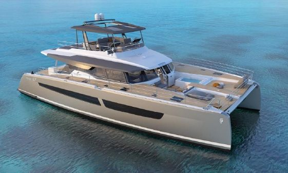 Fountaine Pajot Power 67 image