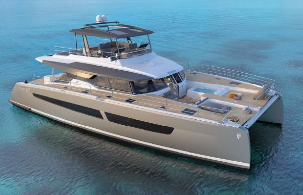 2021 Fountaine Pajot Power 67