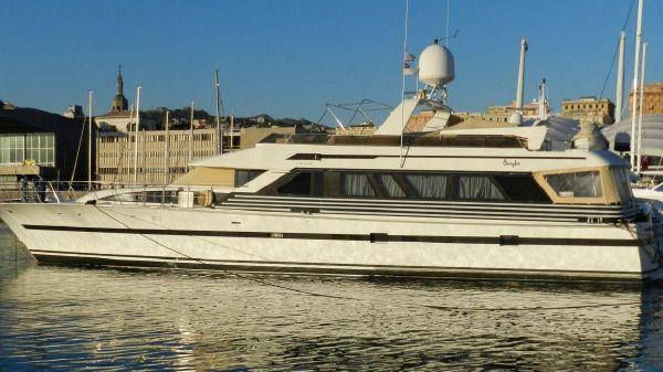 Cheoy Lee 92' Motor Yacht