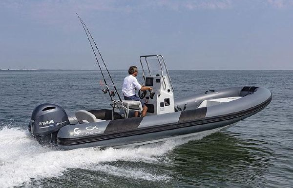 2021 Capelli Tempest 700 Fishing