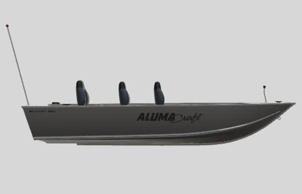 2022 Alumacraft Summit 185