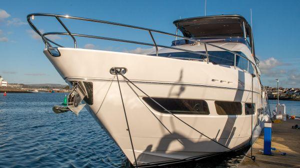 Princess 78 Motor Yacht Y78