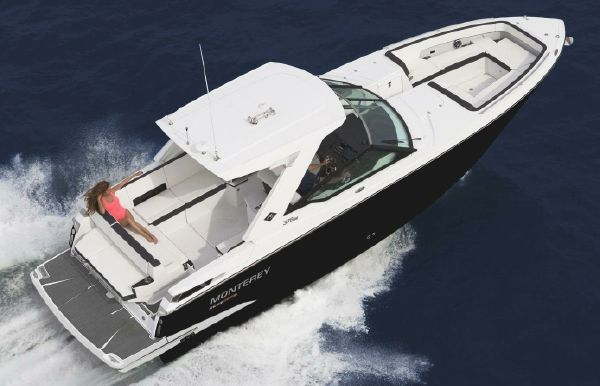 2021 Monterey 378 Super Express