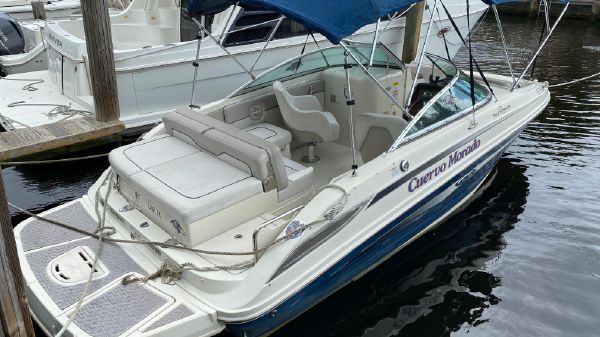 Sea Ray SunDeck 220