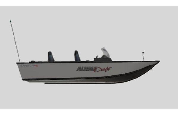 2022 Alumacraft Voyageur 175 CS