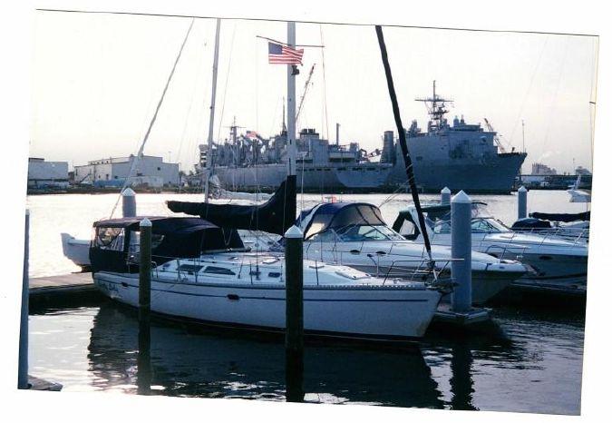 2001 Catalina