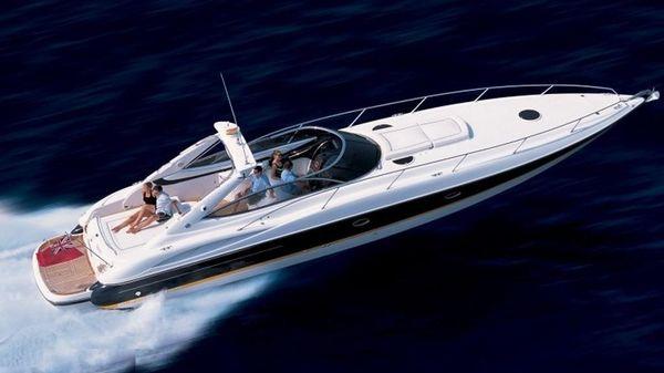 Sunseeker Superhawk 50 Motor Yacht