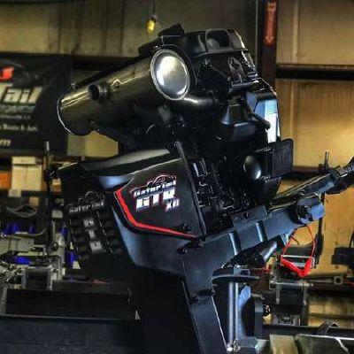 GATOR-TAIL 37EFI XD Model - main image