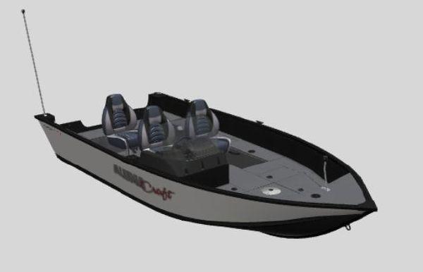 2022 Alumacraft Voyageur 175 Tiller