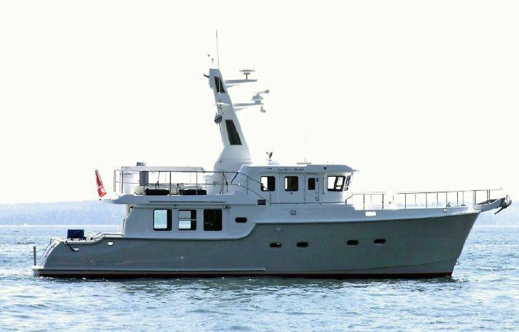 2009 Nordhavn 52