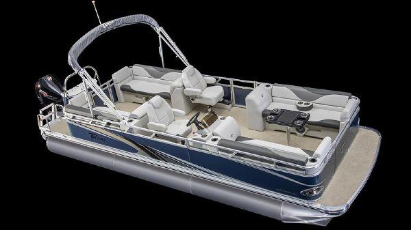 Tahoe Pontoon Sport 20' Quad Lounger