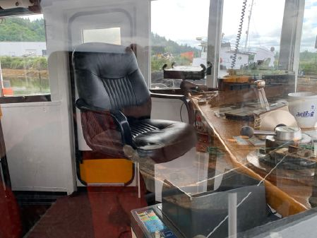 Tugboat Converted US Army steel tug image
