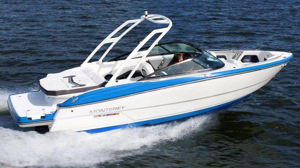 Monterey 238 Super Sport Manufacturer Provided Image