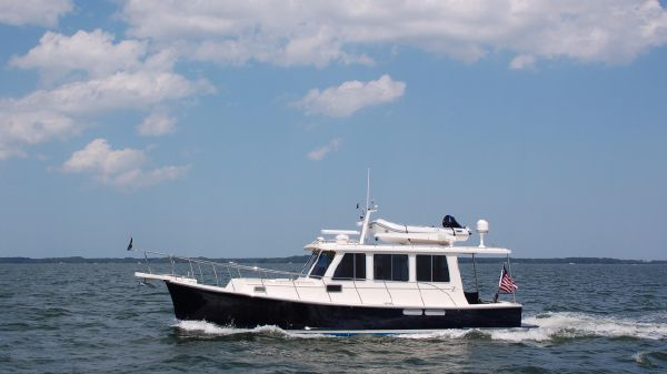 Zimmerman Marine Z36 Custom Cruiser