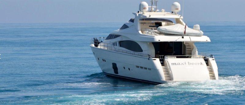 Ferretti Yachts 881 RPH - main image