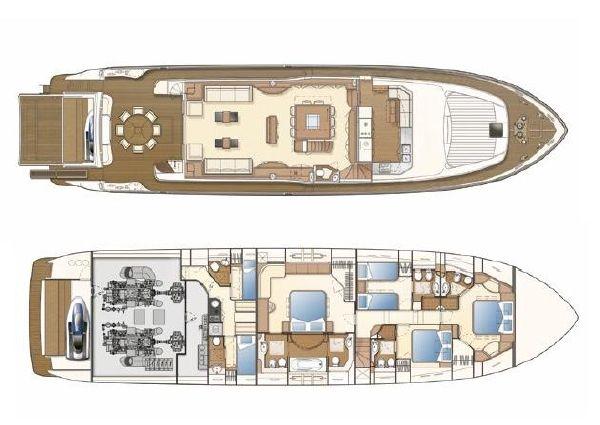 Ferretti Yachts 881 RPH image